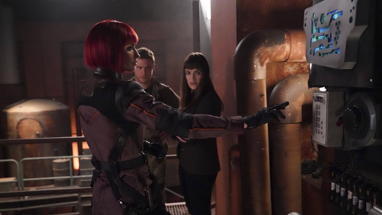 Marvel's Agents of S.H.I.E.L.D. Season 6 :Episode 9  Collision Course, Part Two