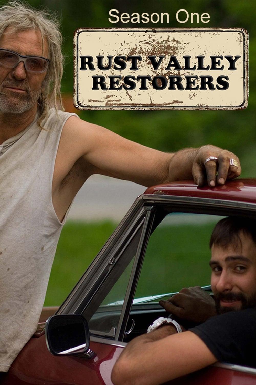 Restauradores de Rust Valley 1ª Temporada poster, capa, cartaz