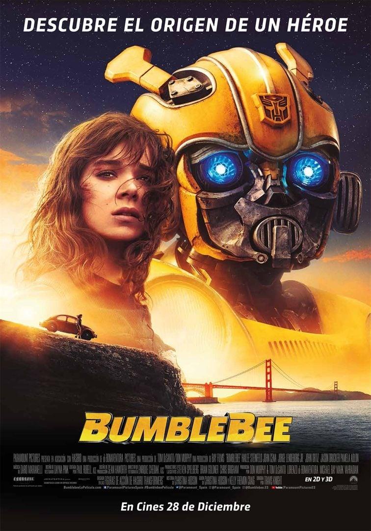 Póster Bumblebee