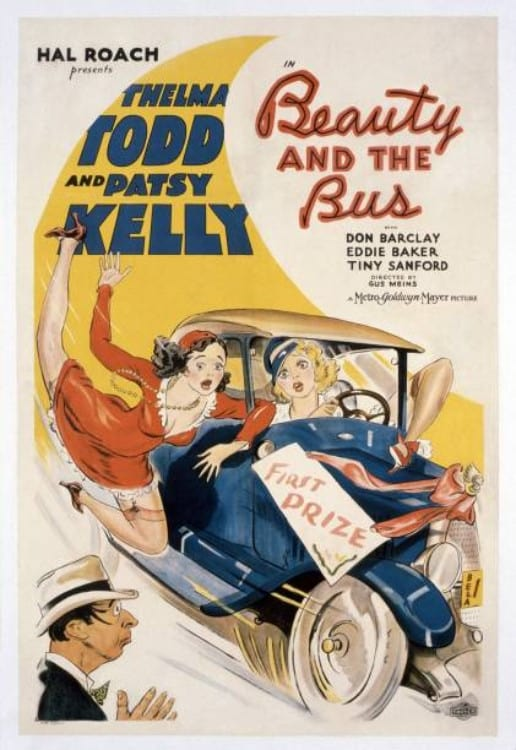 Beauty and the Bus (1933)
