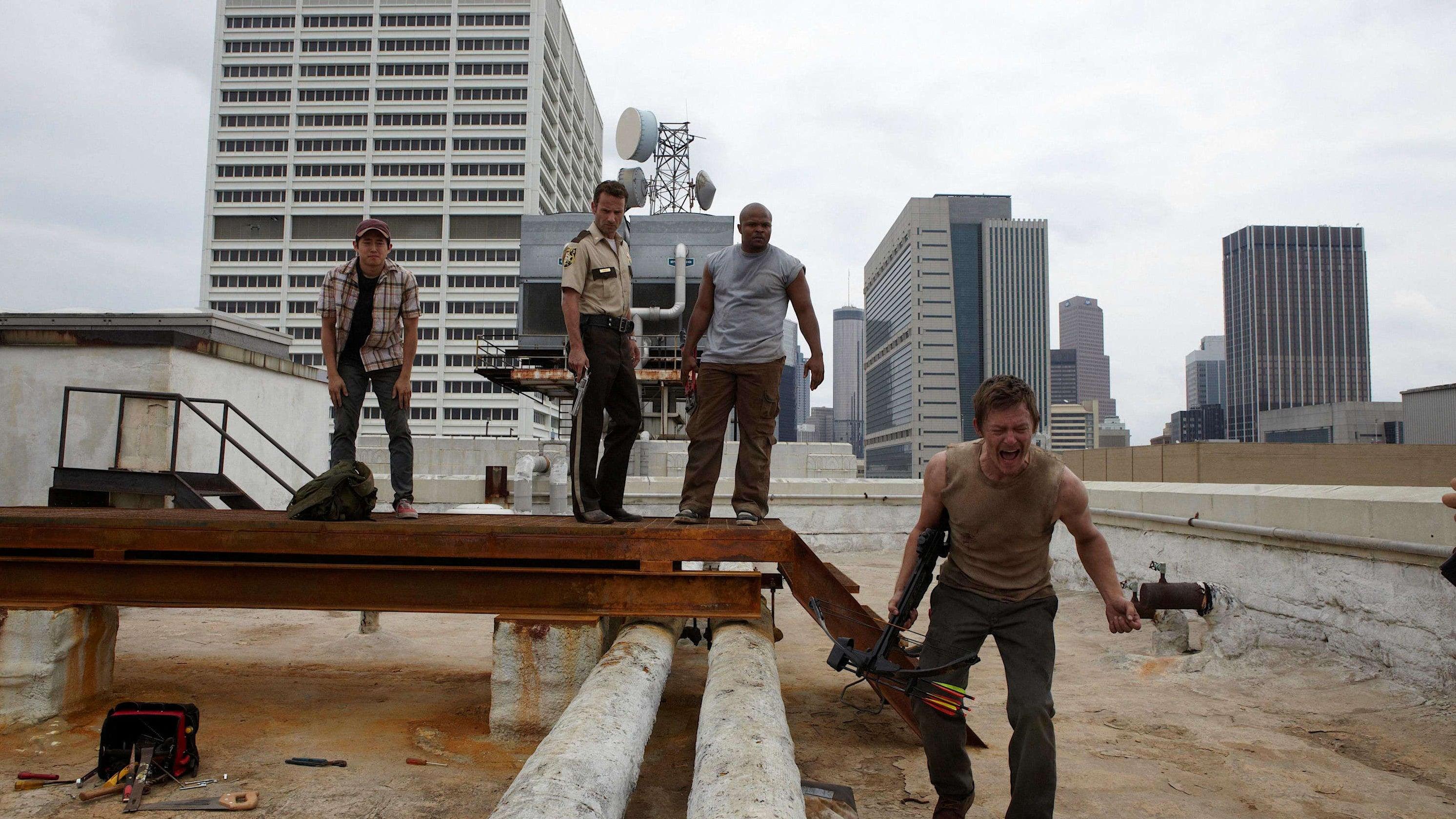 The Walking Dead Saison 1 Streaming