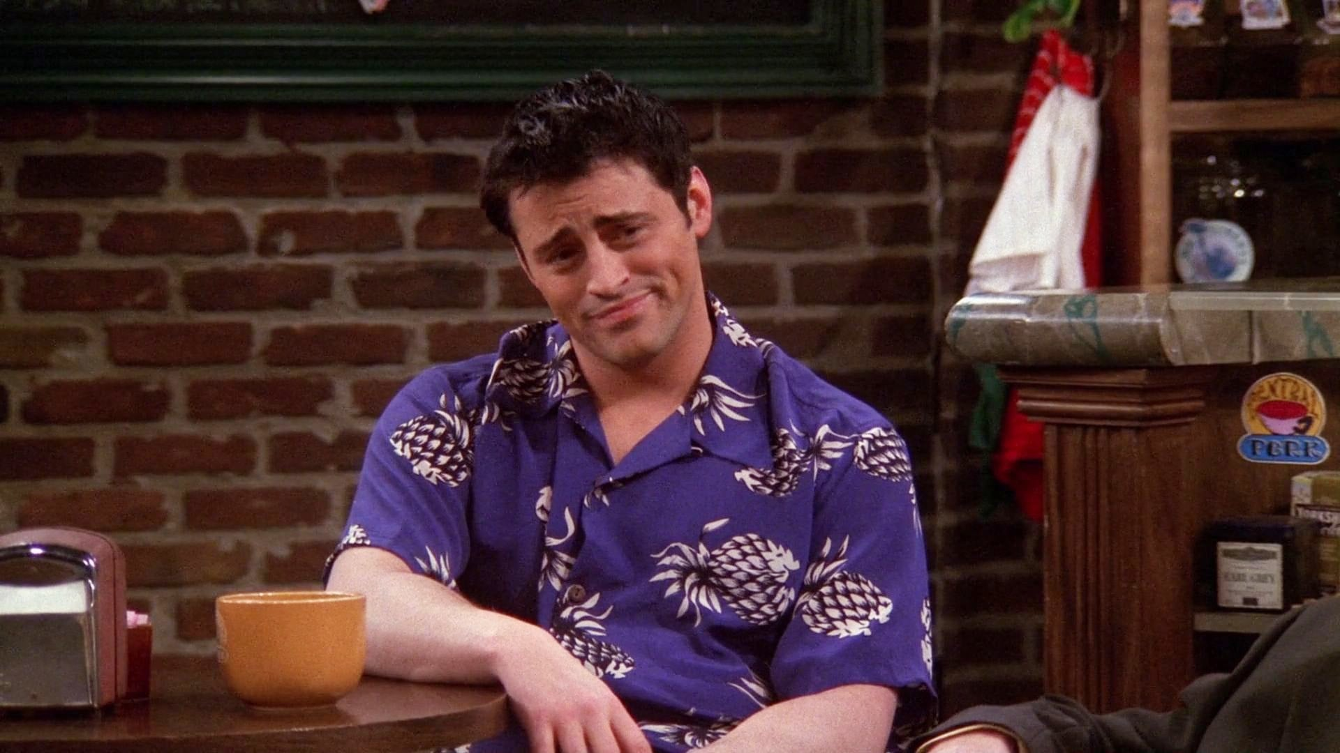 Friends Season 6 :Episode 22  The One Where Paul's the Man