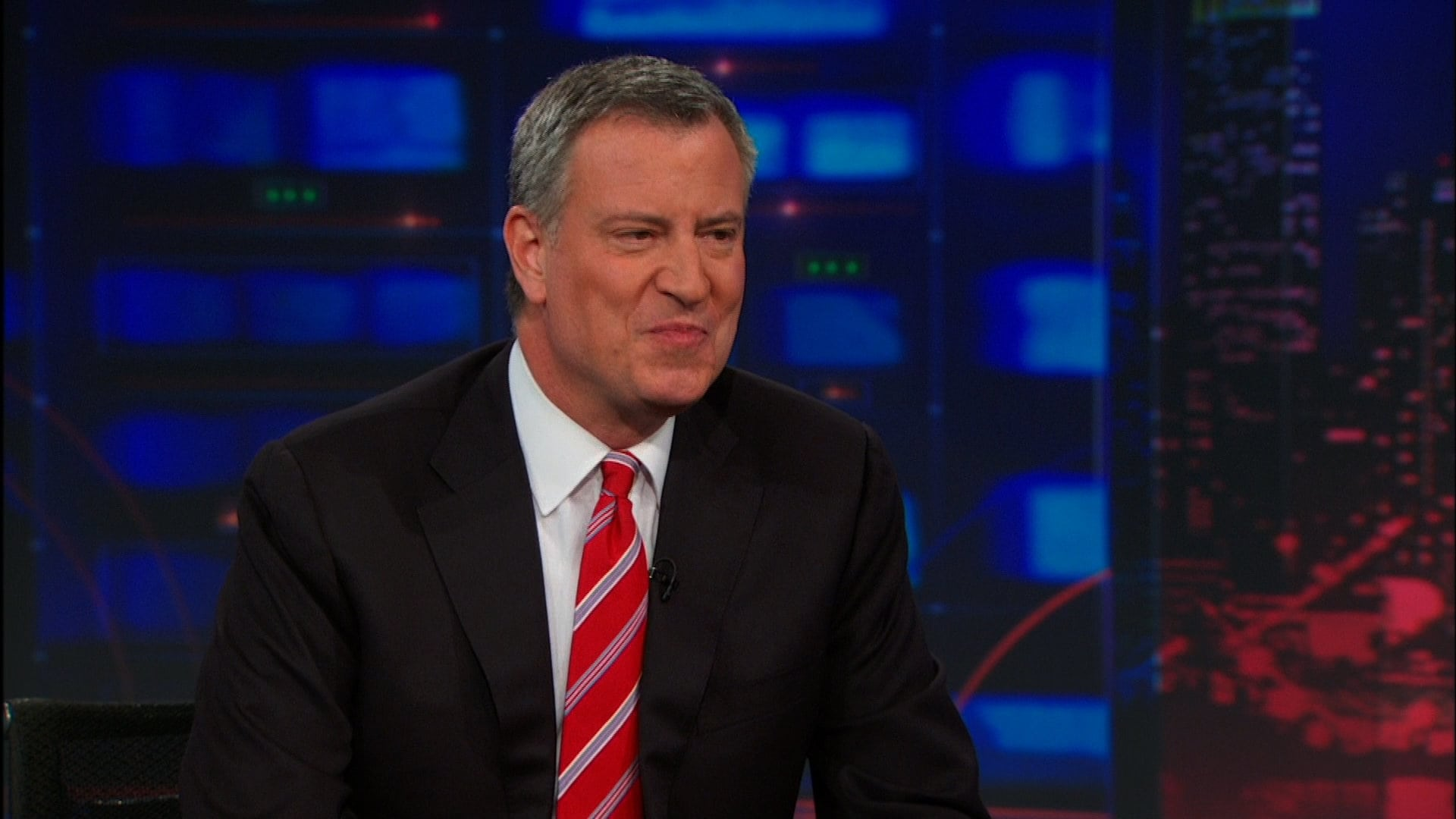 The Daily Show with Trevor Noah Season 19 :Episode 57  Bill de Blasio