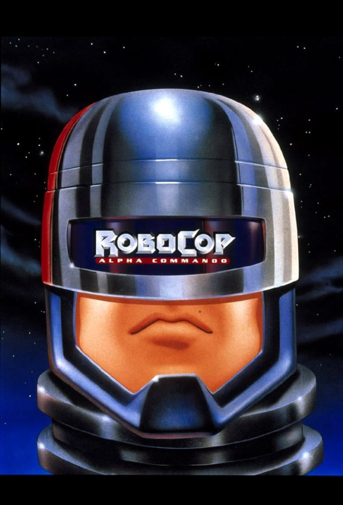RoboCop: Alpha Commando (1998)