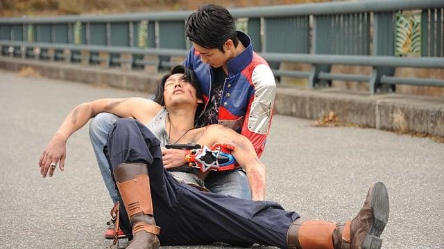 Super Sentai Season 41 :Episode 45  Tsurugi's Life and Earth's Crisis