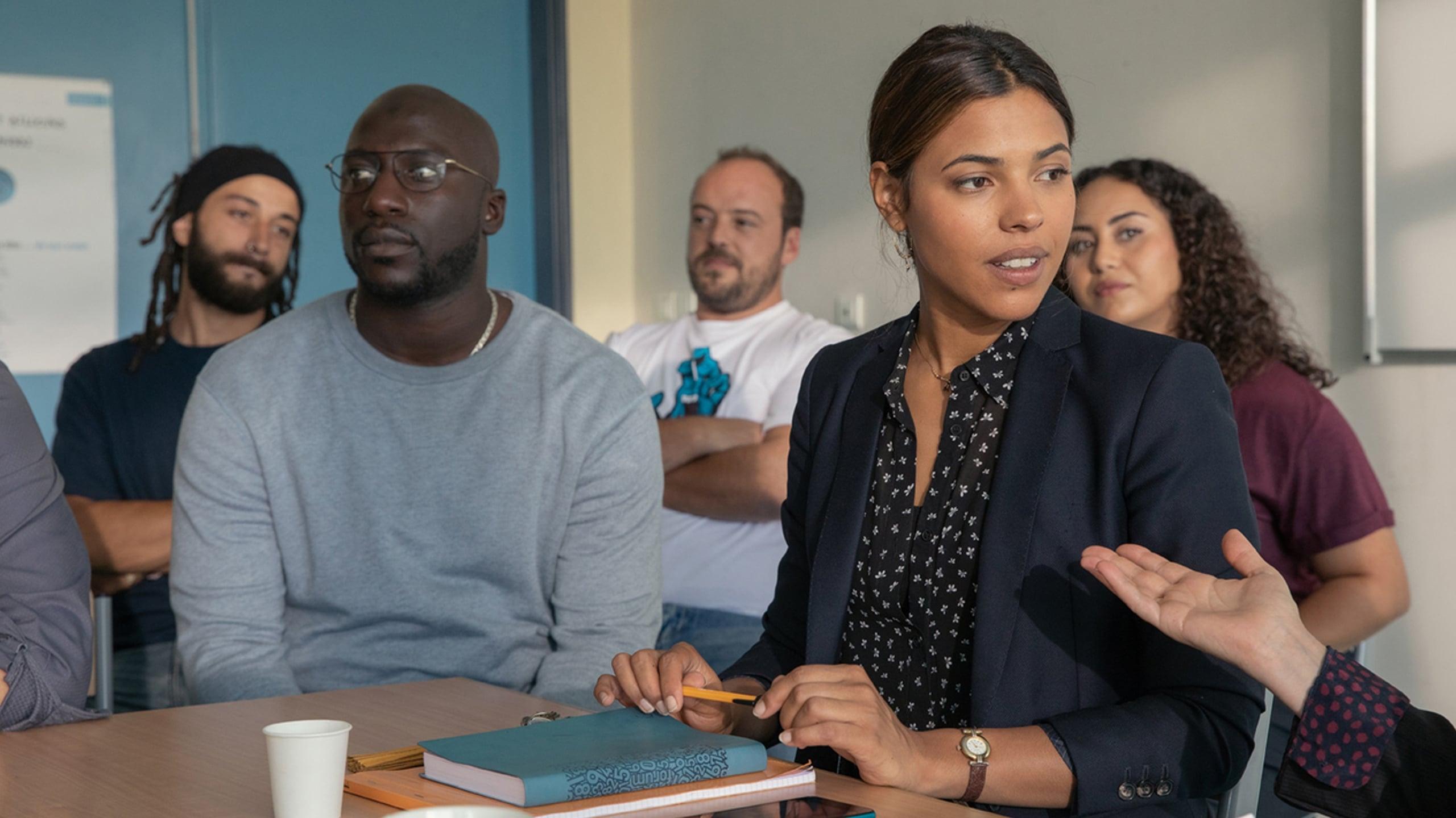 DESCARGAR Los profesores de Saint-Denis (2019) pelicula completa en español latino 1080p