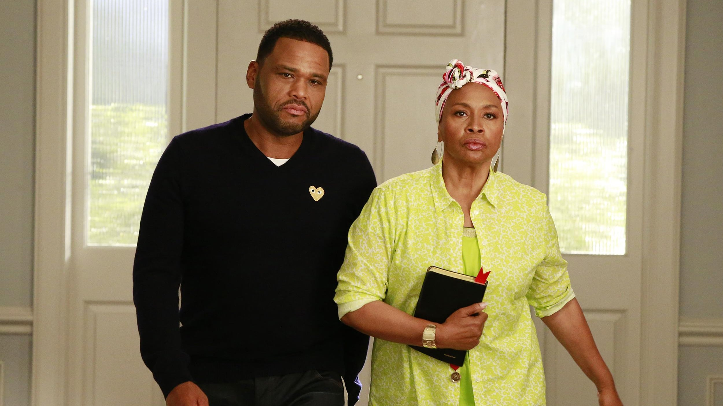 black-ish Season 3 :Episode 2  God