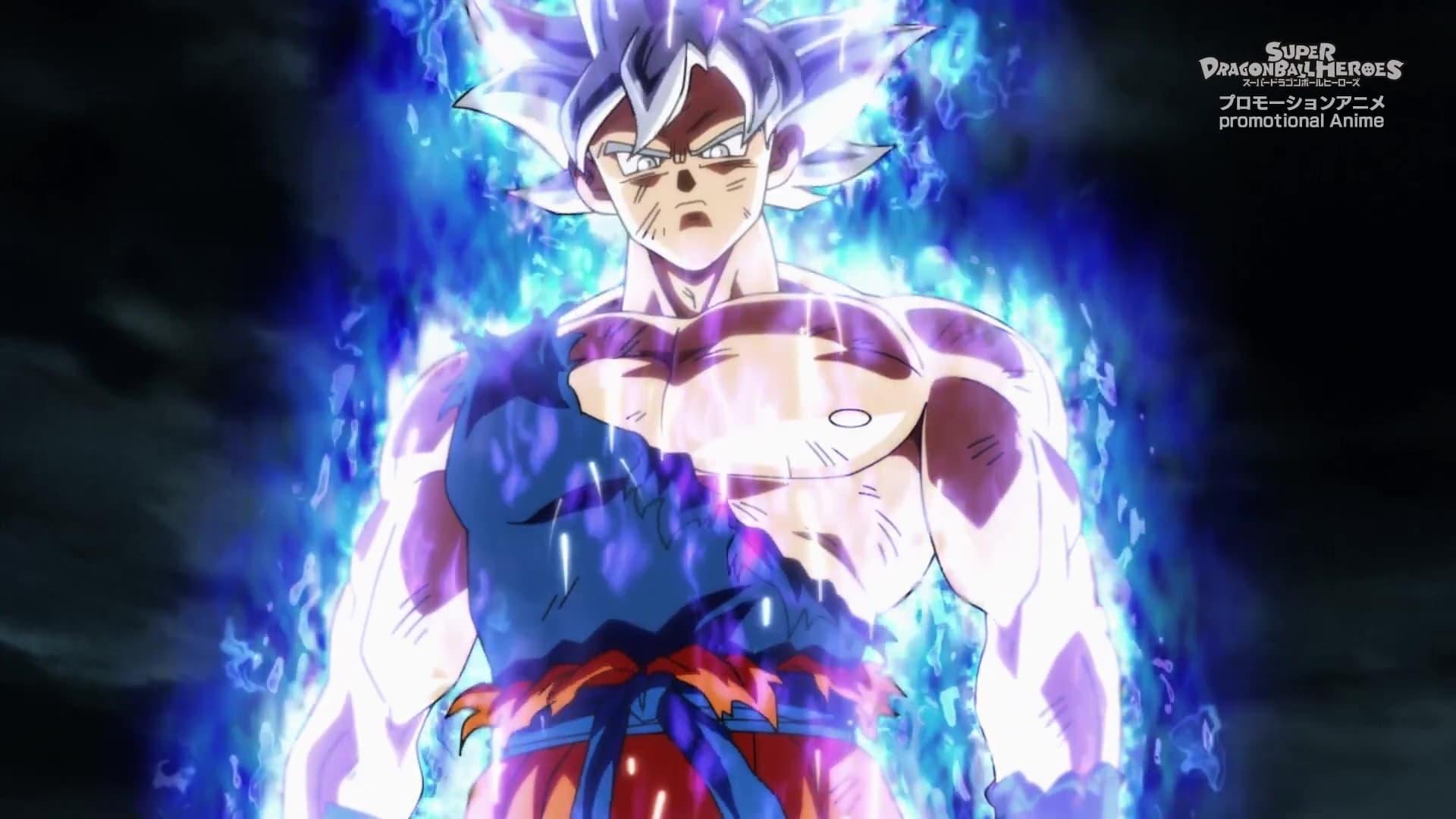 Super Dragon Ball Heroes Season 2 :Episode 9  Send Kamioren Flying! Overwhelming! Ultra Instinct!