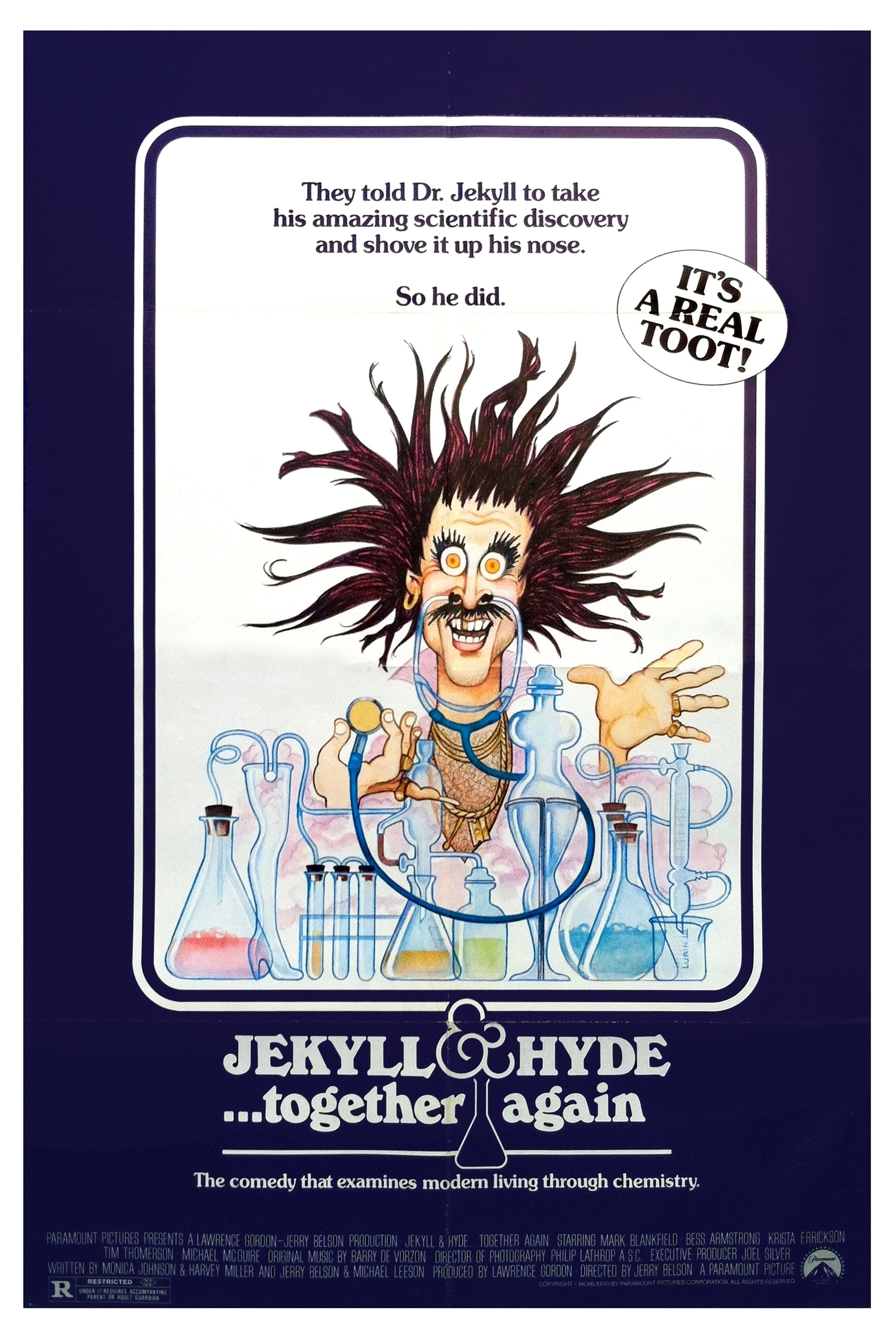 Jekyll and Hyde ... Together Again (1982)