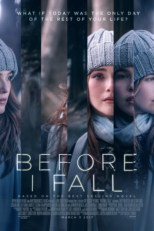 Prieš man mirštant / Before I Fall (2017) žiūrėti online