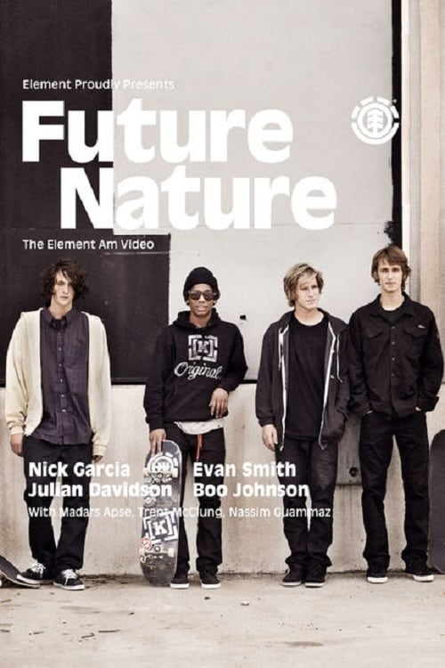 Future Nature - Element Skateboards on FREECABLE TV