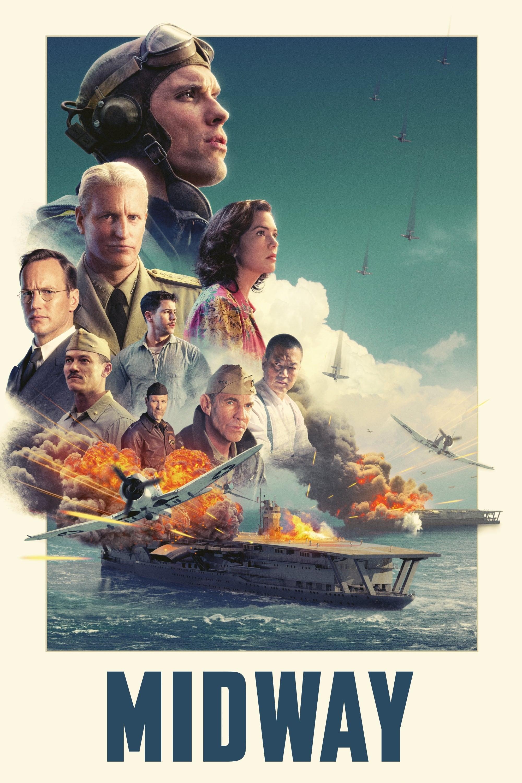 assistir filme midway - batalha em alto mar