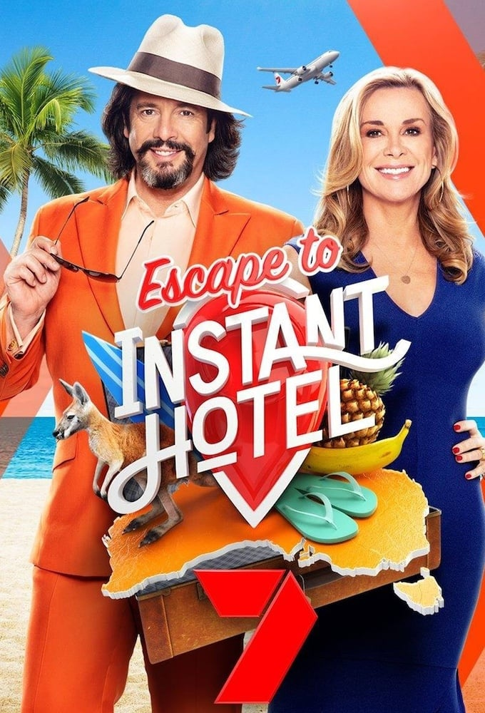 Instant Hotel (TV Series 2018- ) - Posters — The Movie Database (TMDb)