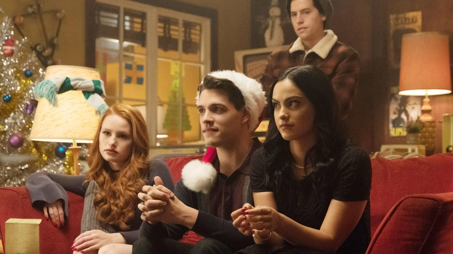 Riverdale Season 2 :Episode 9  Chapter Twenty Two: Silent Night, Deadly Night