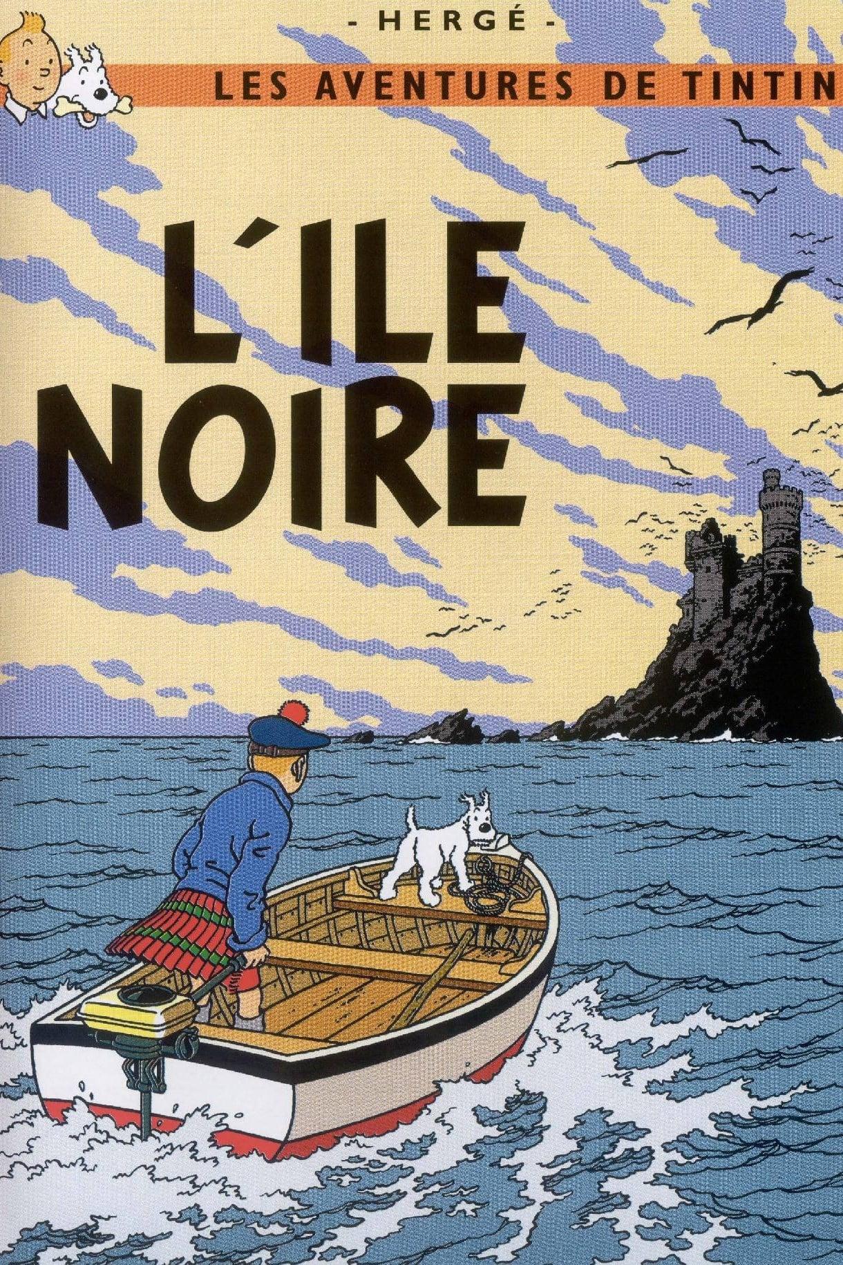 Les Aventures De Tintin 05  L'île Noire - 1992