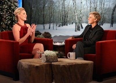 The Ellen DeGeneres Show Season 9 :Episode 61  Day #5 of 12 Days of Giveaways - Katherine Heigl, Lenny Kravitz