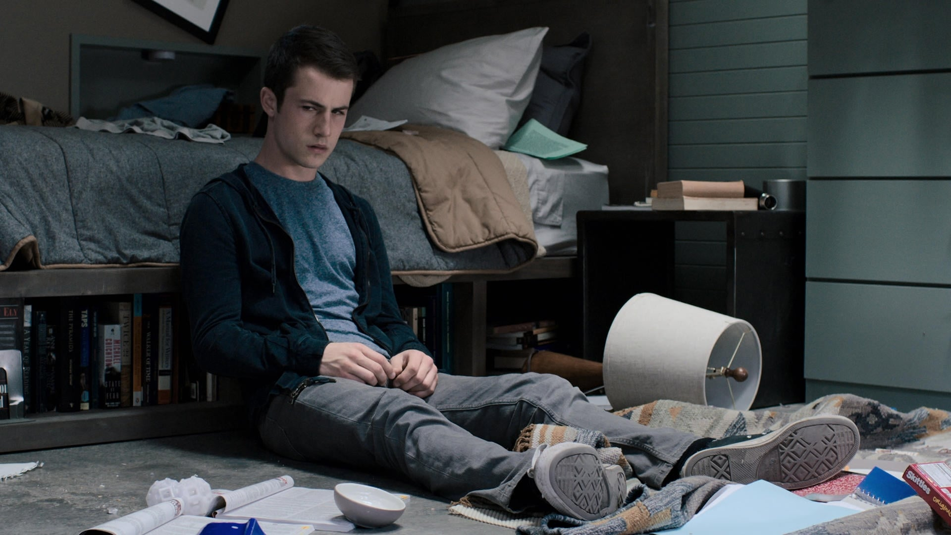 13 Reasons Why Season 3 :Episode 7  There Are a Number of Problems with Clay Jensen