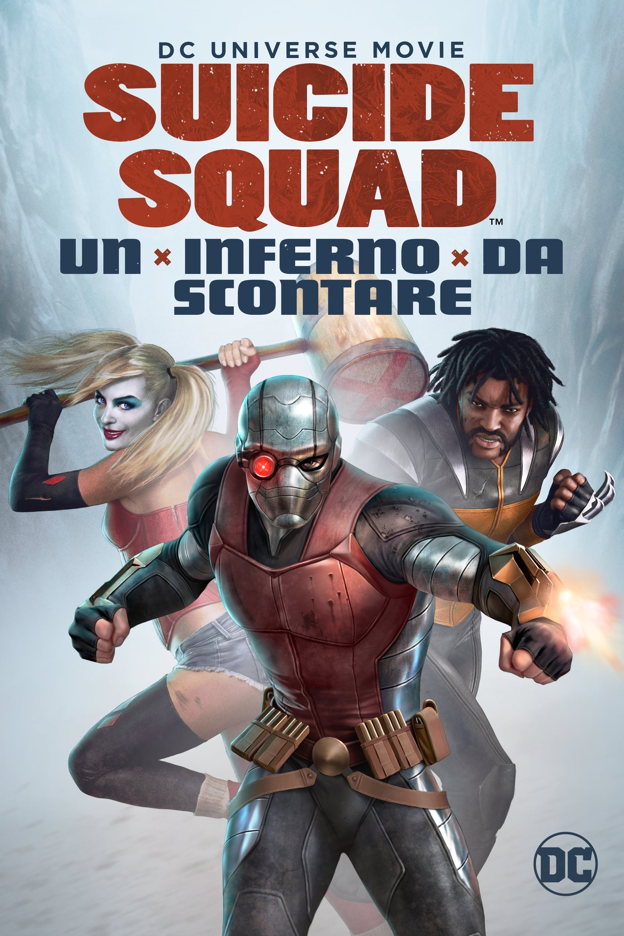 Poster and image movie Film Suicide Squad: Hell to Pay - Suicide Squad: Hell to Pay 2018