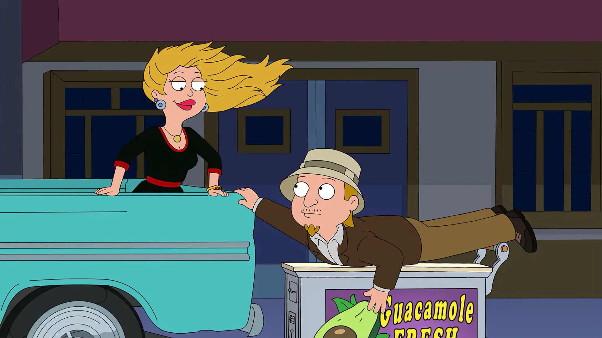 American Dad! - Season 16 Episode 10 : Wild Women Do
