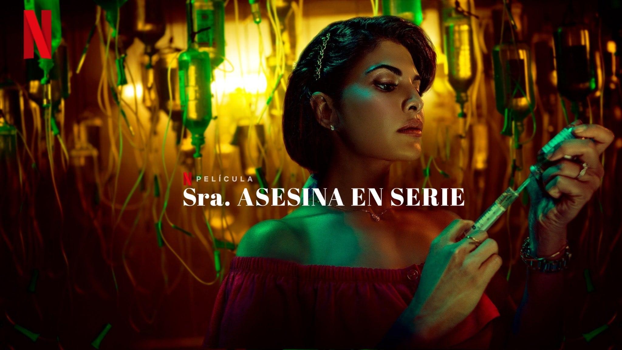 Sra. Asesina en serie
