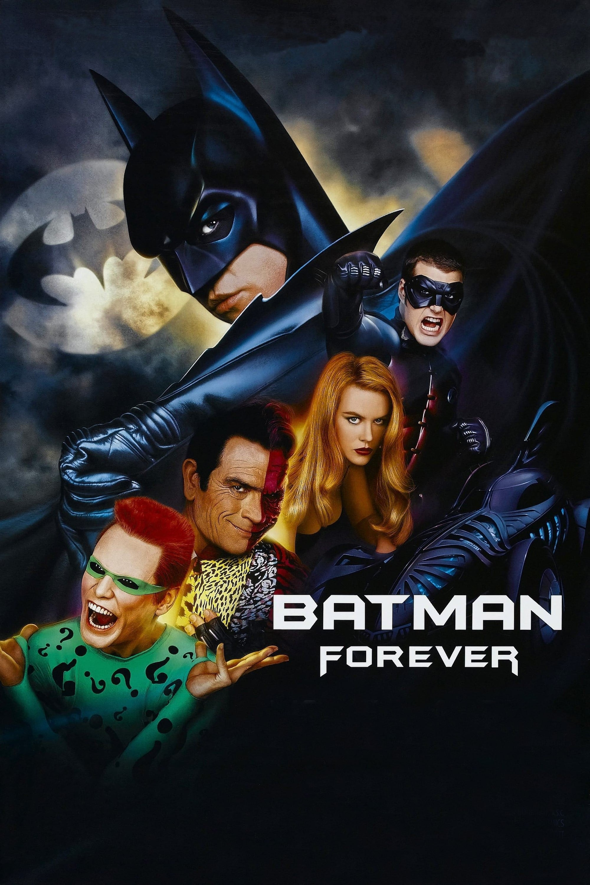 Batman Filme Deutsch