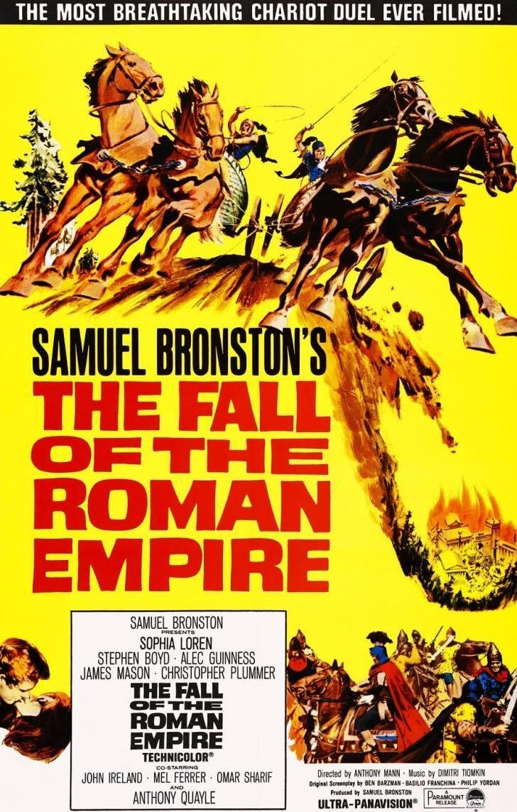 fall of the roman empire Fall of the roman empire fisher rasmussen the primary author is the individual who drafted the first version of this section a section that could have been modified since it was originally published.