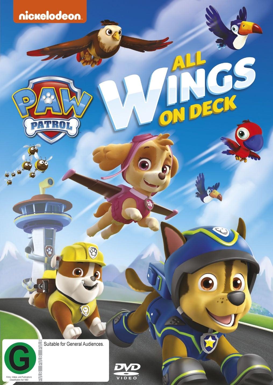 Paw Patrol All Wings On Deck