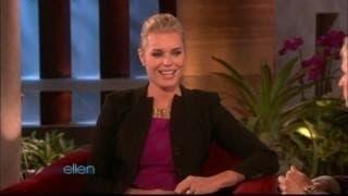 The Ellen DeGeneres Show Season 7 :Episode 16  Rebecca Romijn