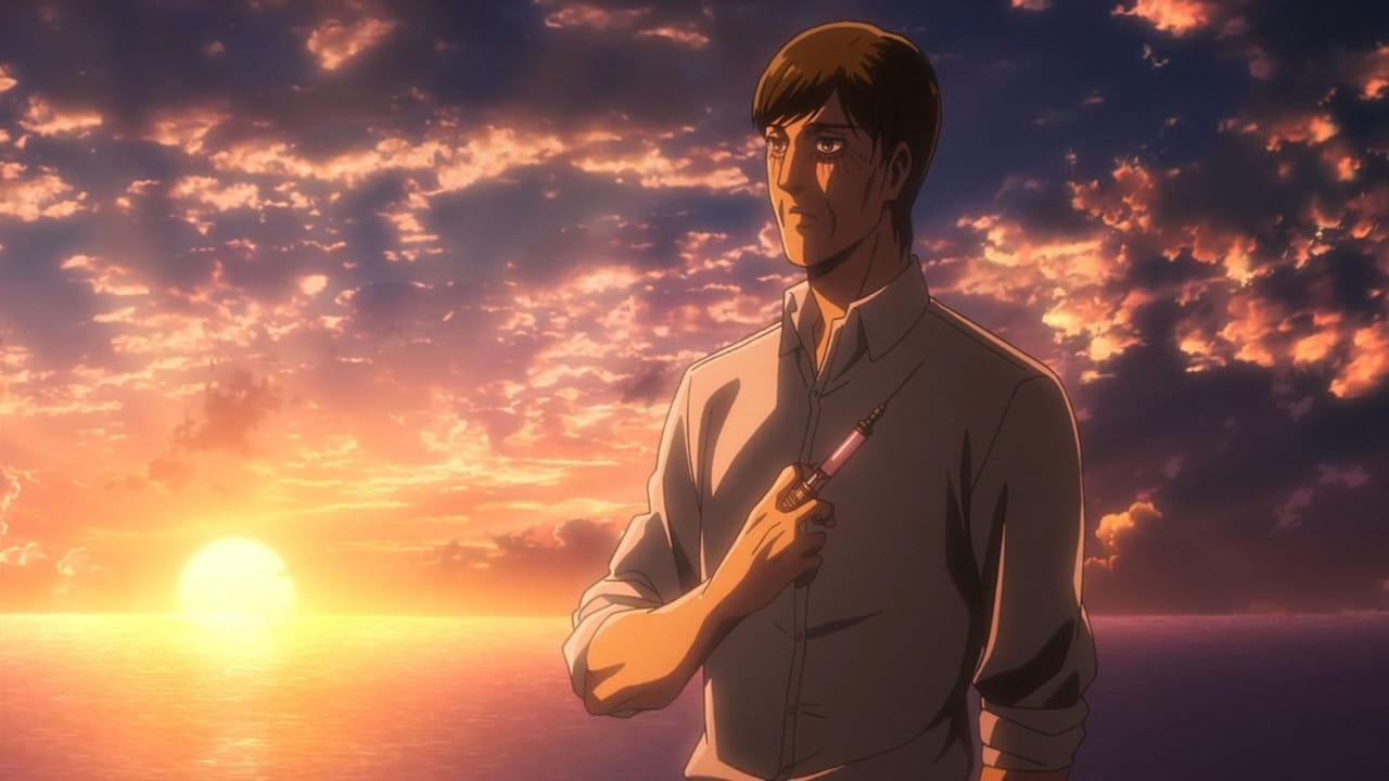 Attack on Titan Season 3 :Episode 21 The Attack Titan