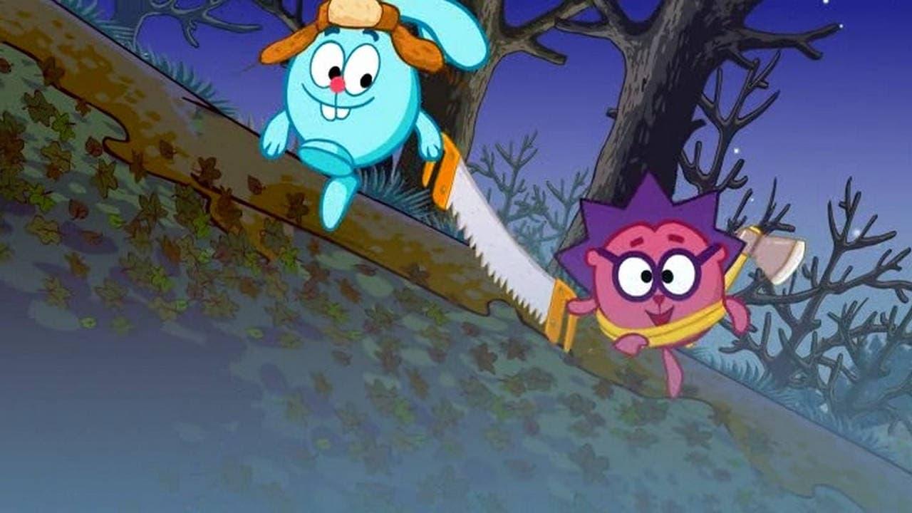 Kikoriki Season 1 :Episode 84  Add Snow, Subtract a Fir Tree