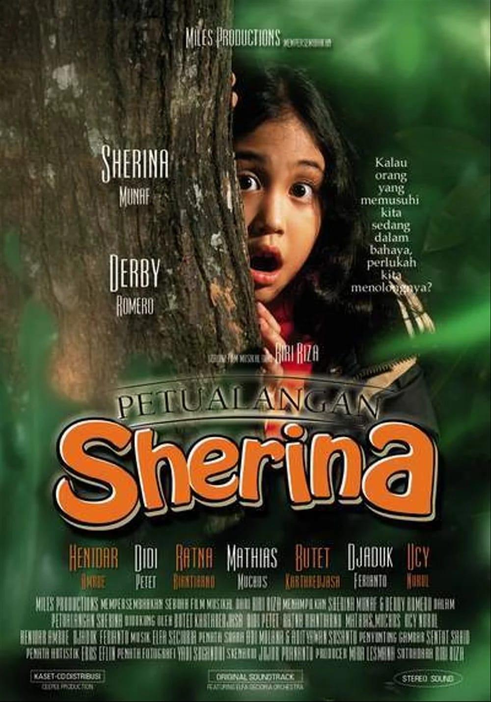 Petualangan Sherina (2000) - Posters — The Movie Database (TMDb)