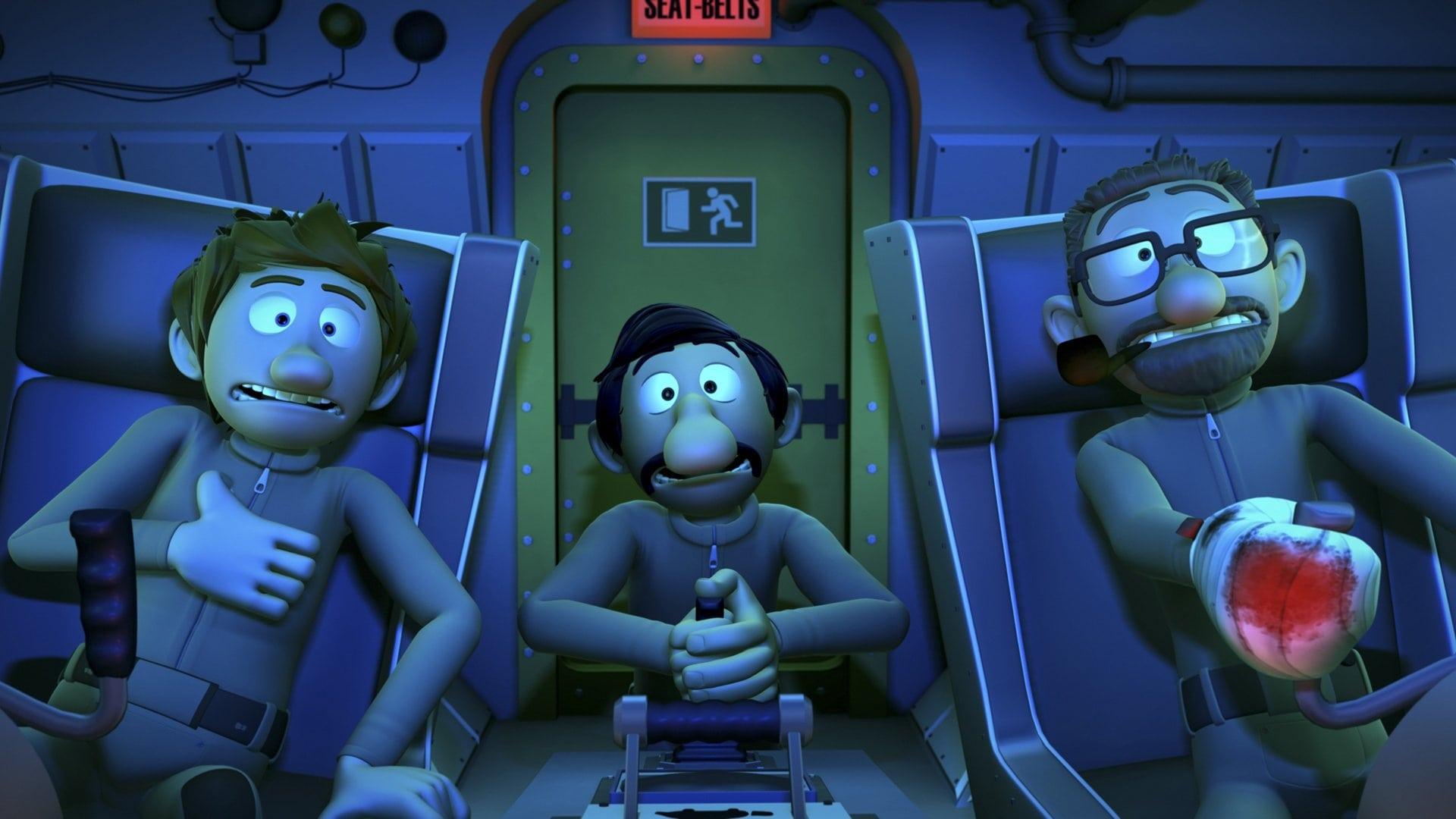 Rejsen til Saturn (2008)