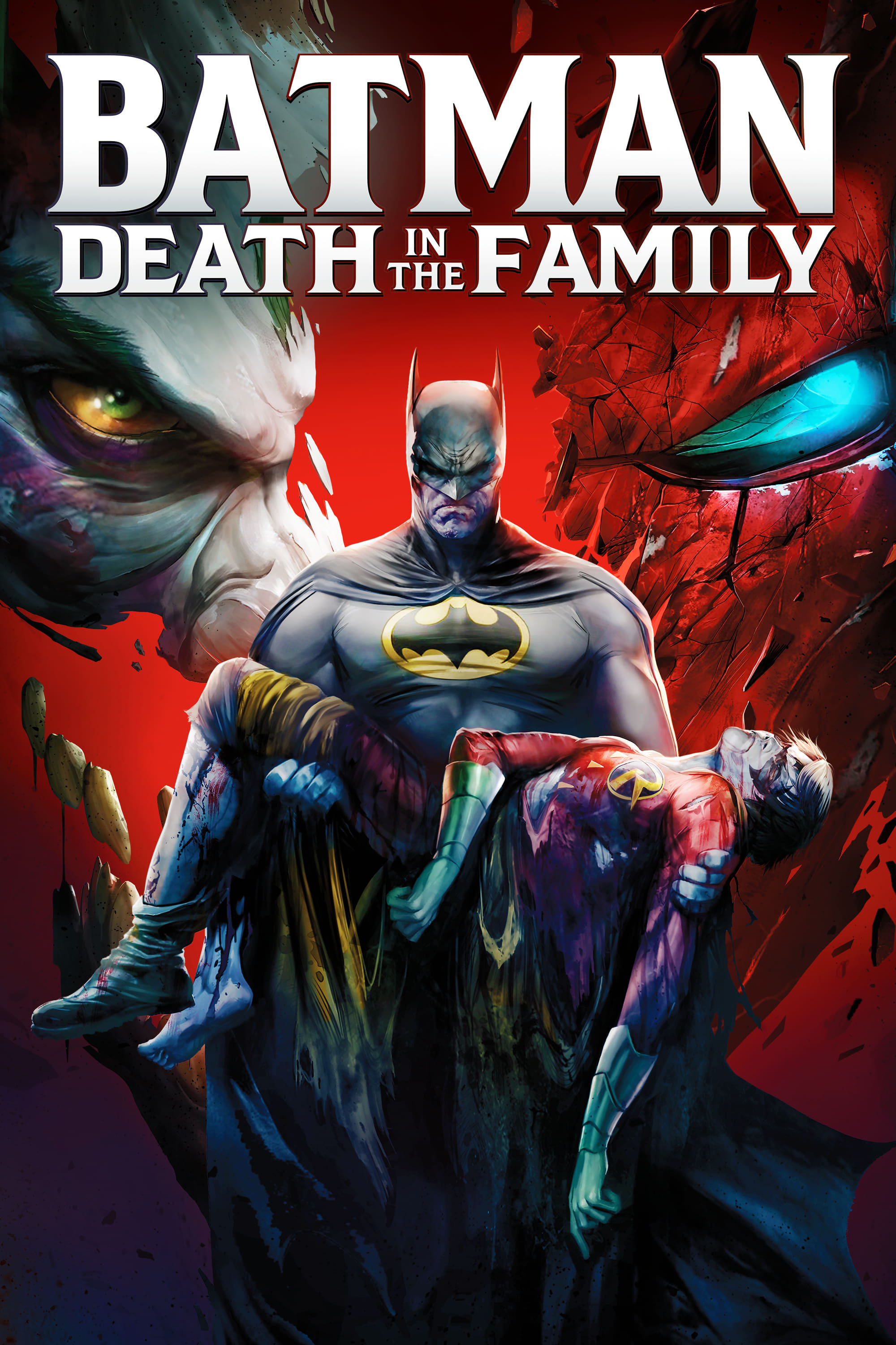 Watch Batman: Death in the Family Online