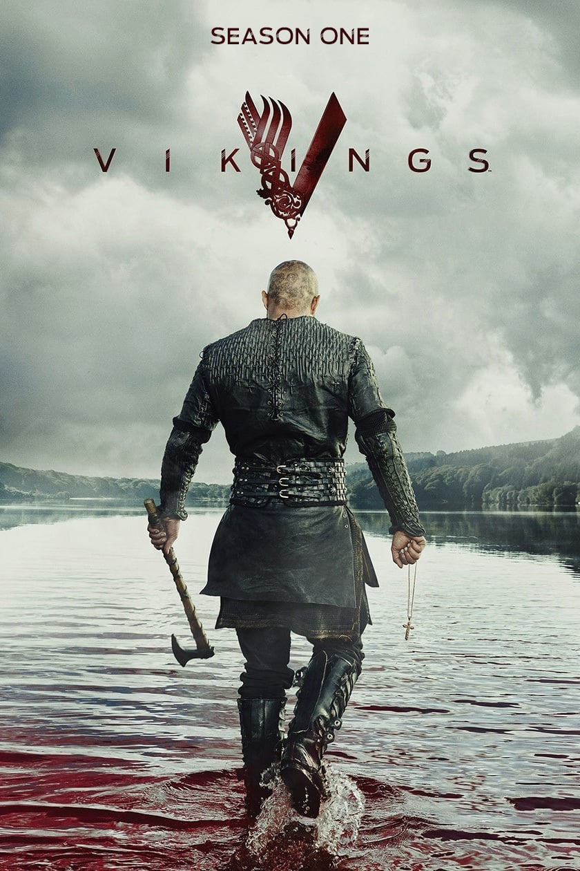 Vikings Complete Season 1