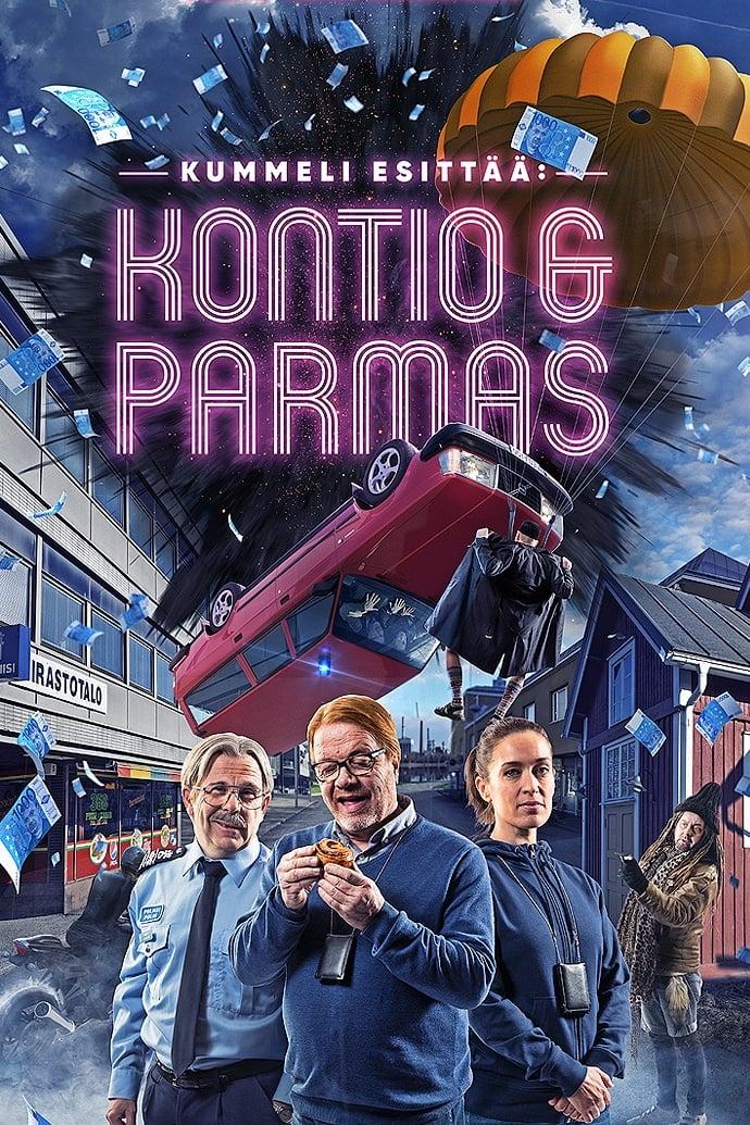 Kummeli esittää: Kontio & Parmas (2018)