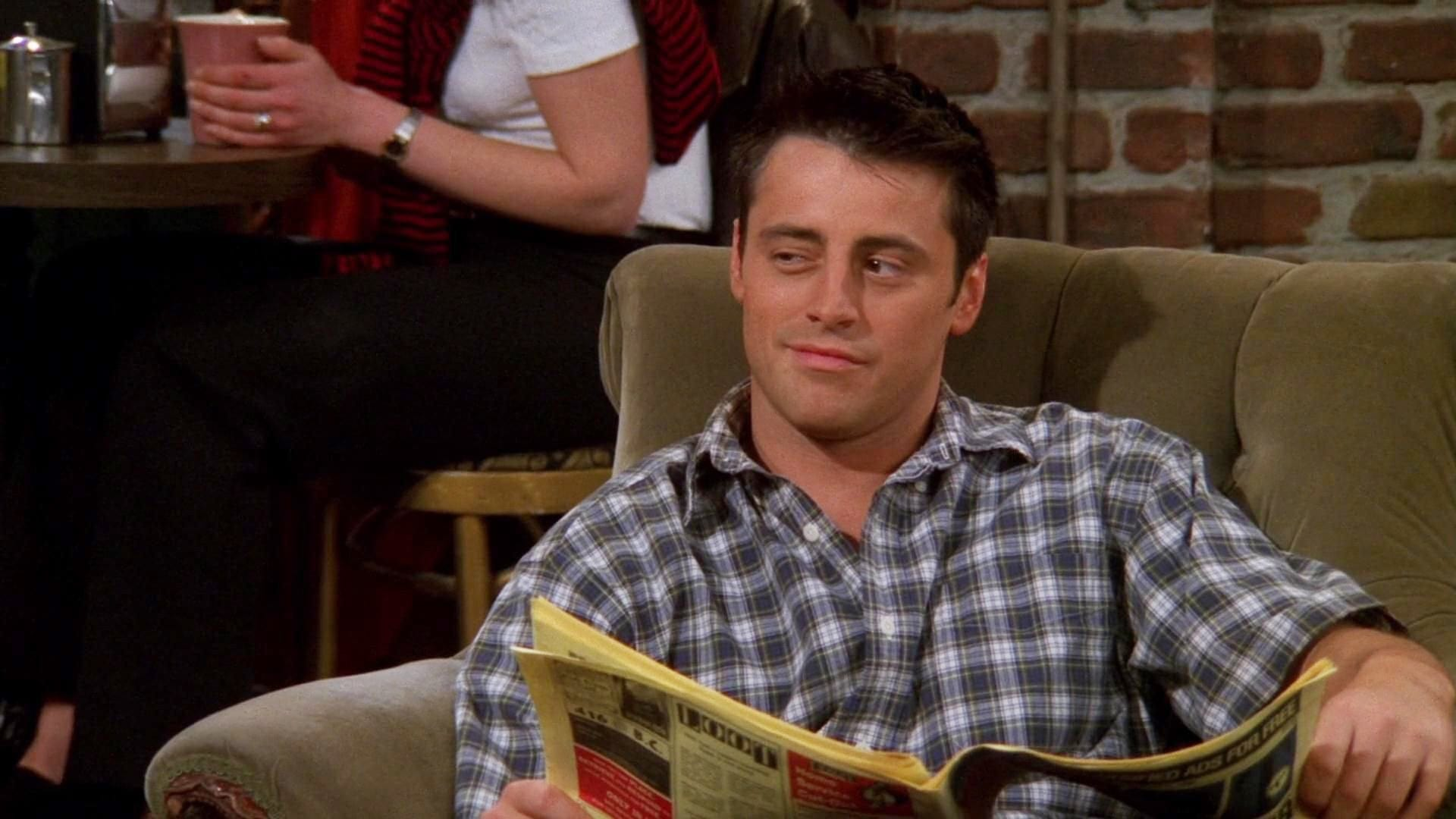 Friends Season 5 :Episode 22  The One with Joey's Big Break