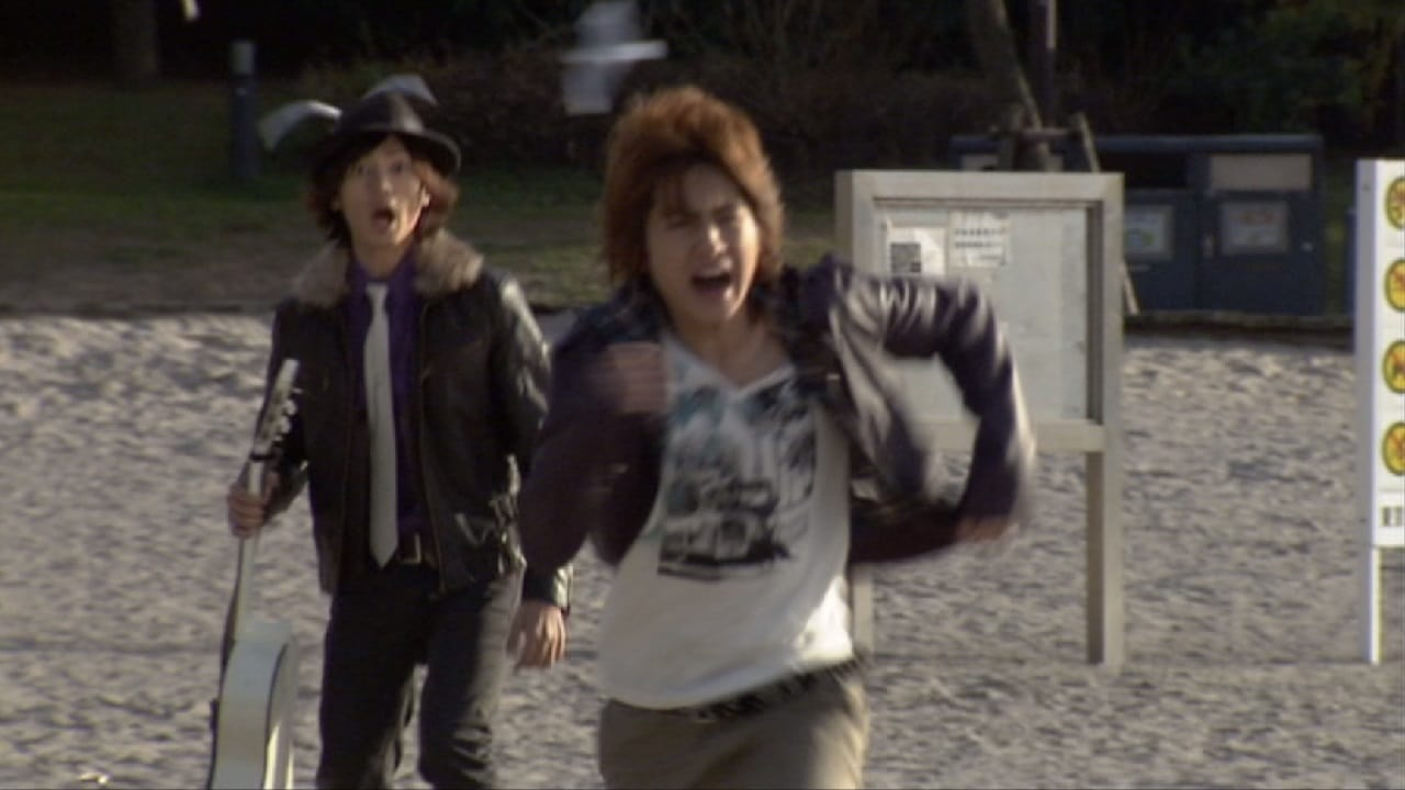 Kamen Rider Season 20 :Episode 24  L on the Lips/You're the Liar