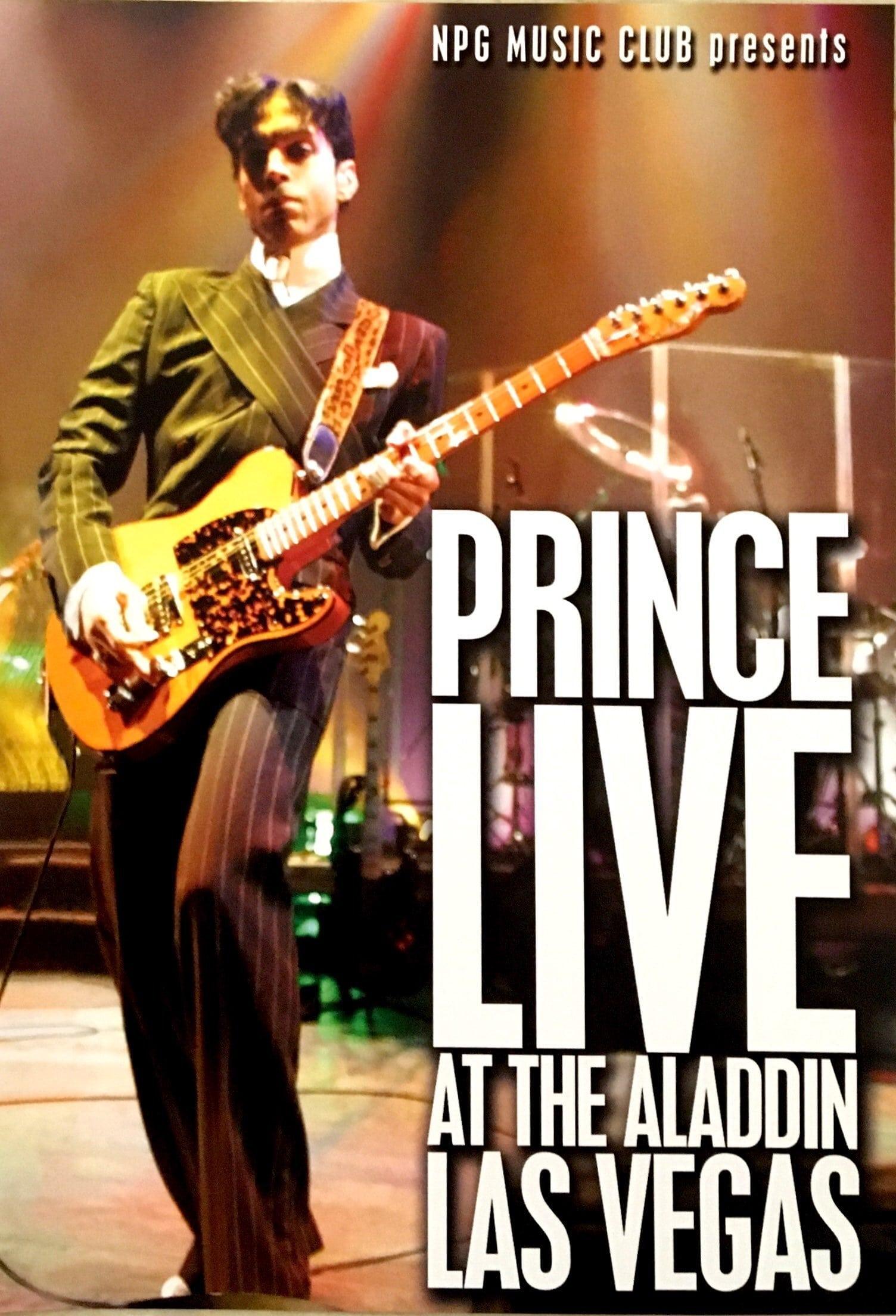Prince: Live at the Aladdin Las Vegas (2003)