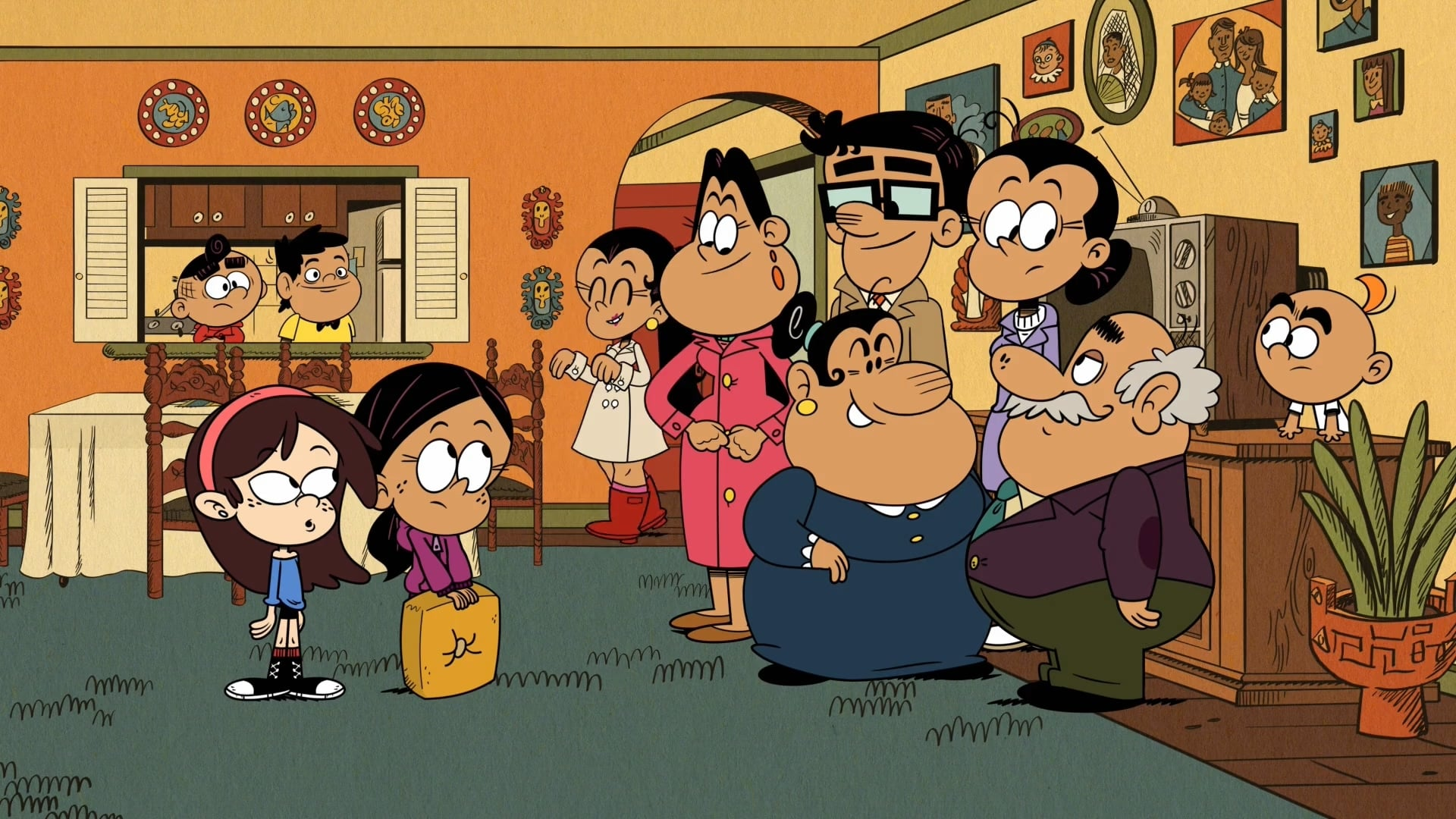 The Loud House Season 4 :Episode 7  Pranks for the Memories with the Casagrandes