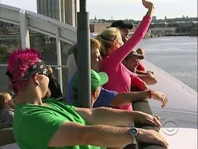 The Amazing Race Season 15 :Episode 8  We're Not Meant for the Swamp