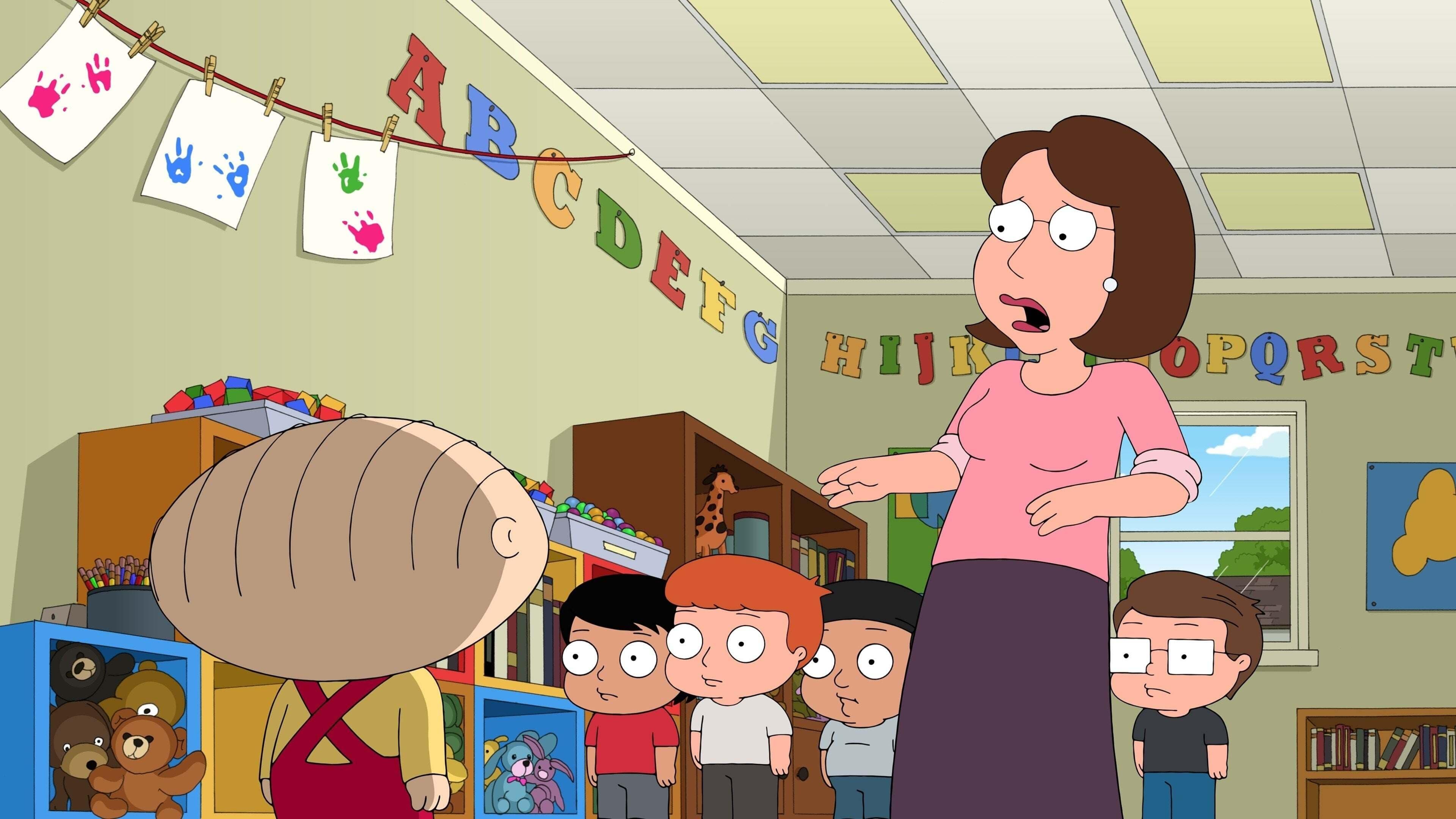 Family Guy Season 12 :Episode 15  Secondhand Spoke