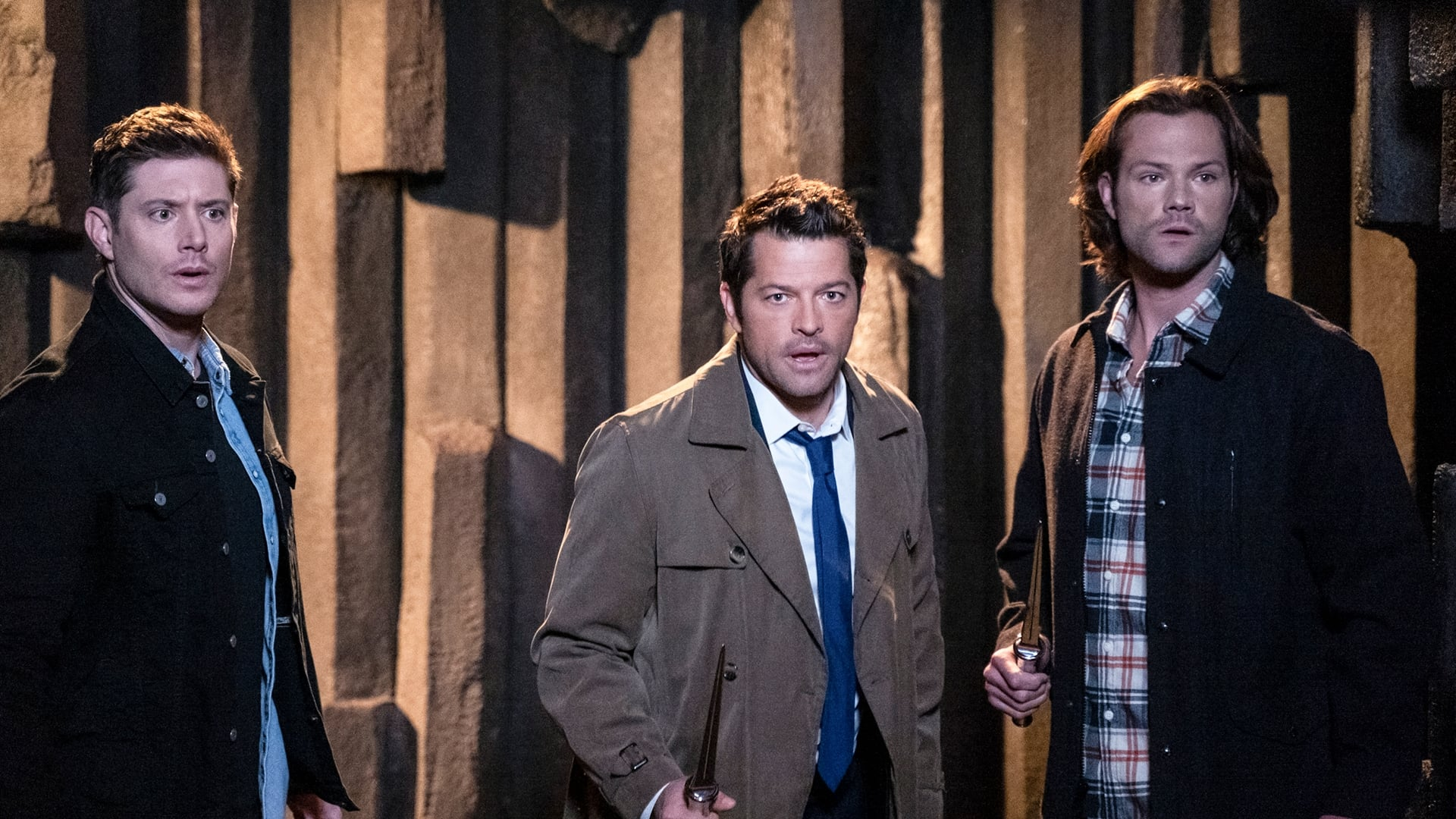 Supernatural Season 15 :Episode 8  Our Father, Who Aren't in Heaven