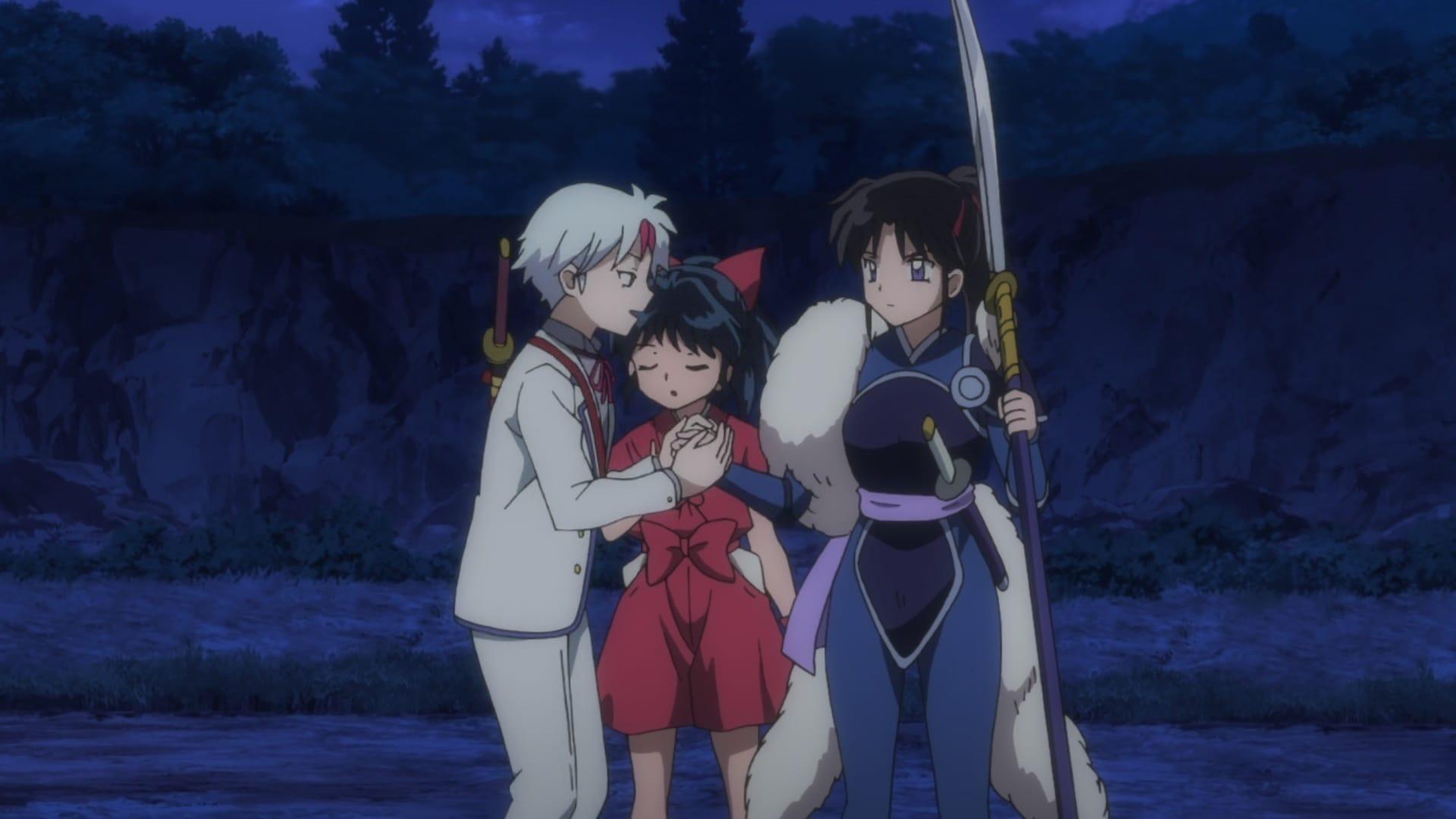 Yashahime: Princess Half-Demon Season 1 :Episode 10  The Gold and Silver Rainbow Pearls