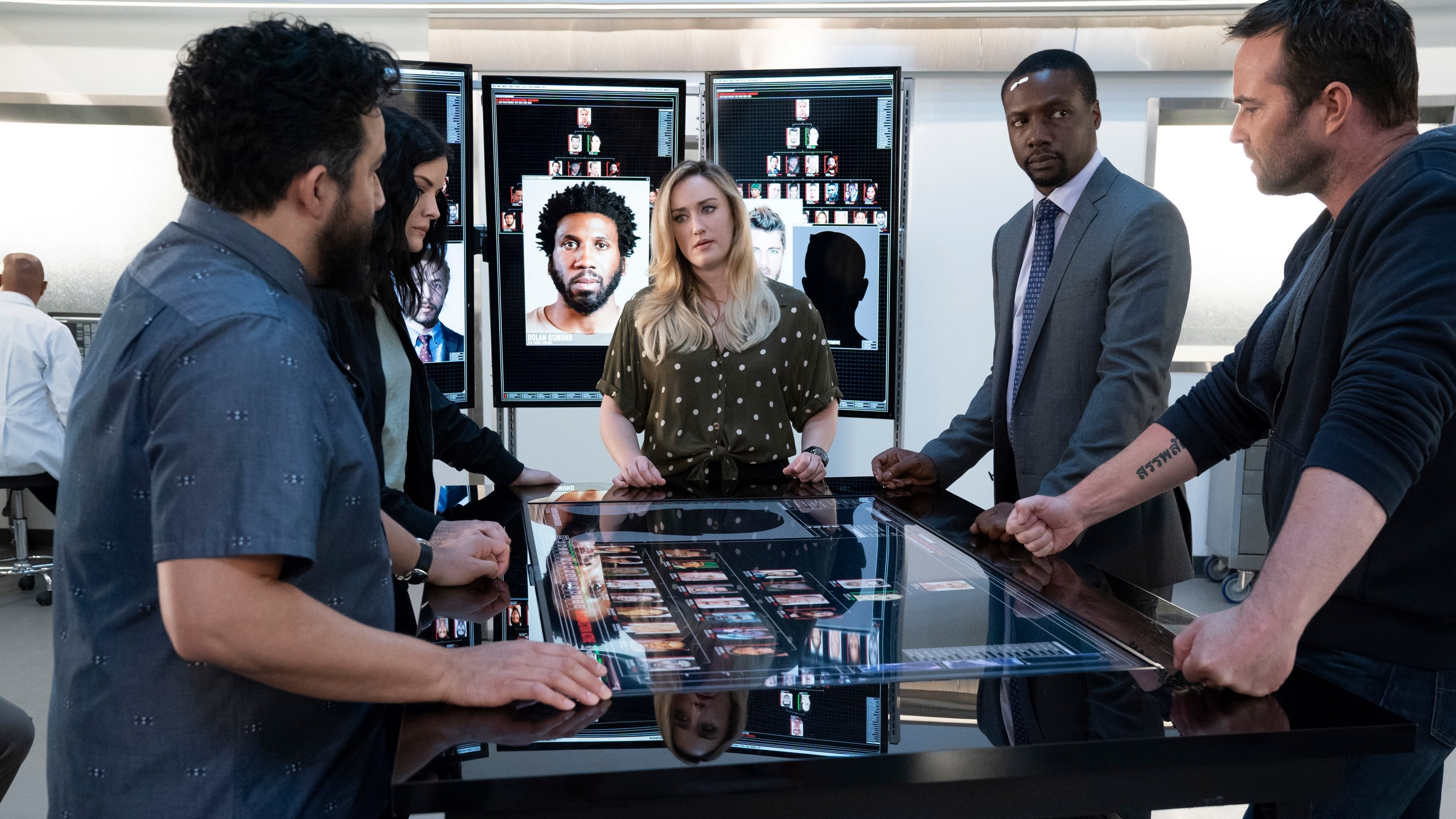 Blindspot Season 4 :Episode 1  Hella Duplicitous