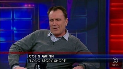 The Daily Show with Trevor Noah Season 16 :Episode 46  Colin Quinn