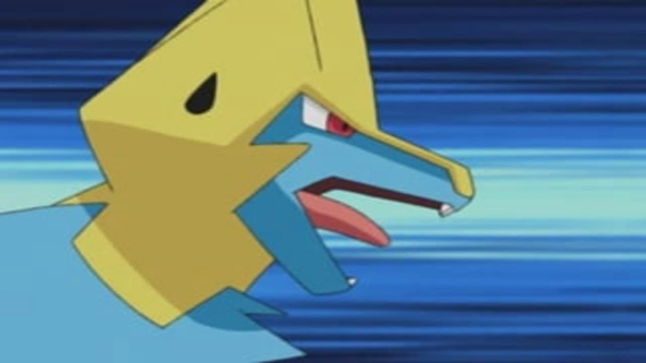 Pokémon Season 7 :Episode 19  Manectric Charge