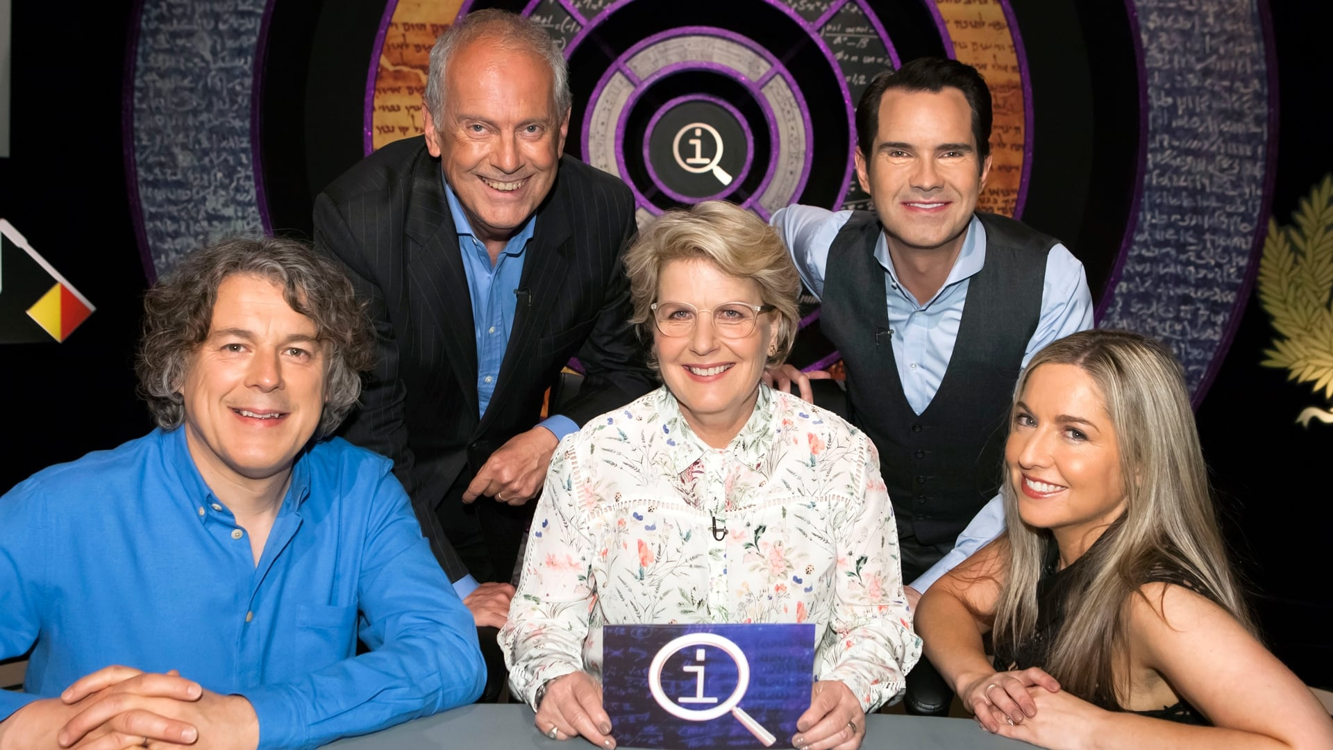 QI Season 14 :Episode 5  Not Nearly