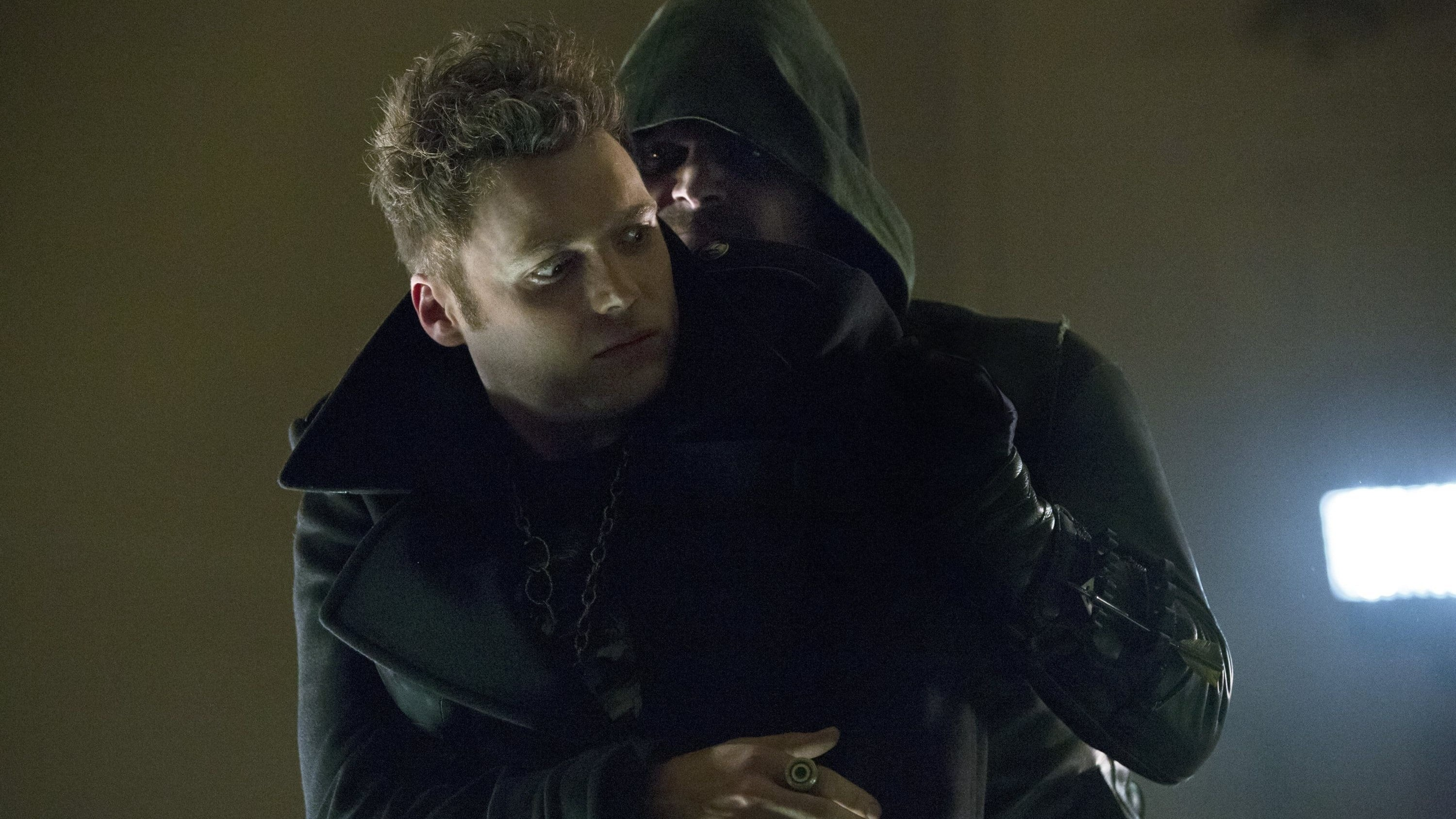 Arrow Season 1 :Episode 12  Vertigo