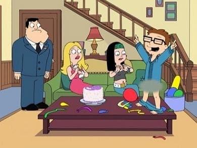 American Dad! Season 5 :Episode 1  1600 Candles