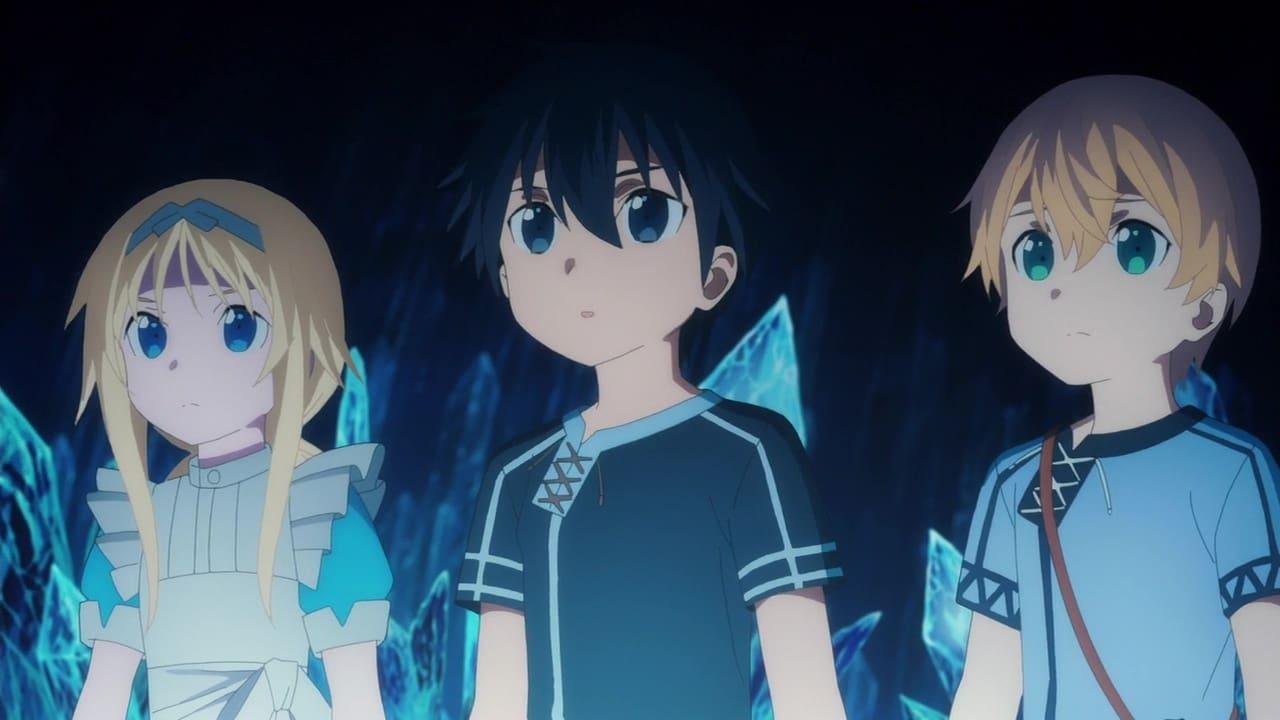 Sword Art Online Season 3 :Episode 1  Underworld